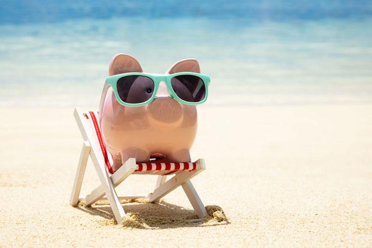 Spartipps für den Urlaub