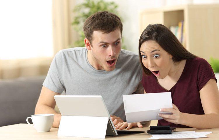 Sparen bei Krediten