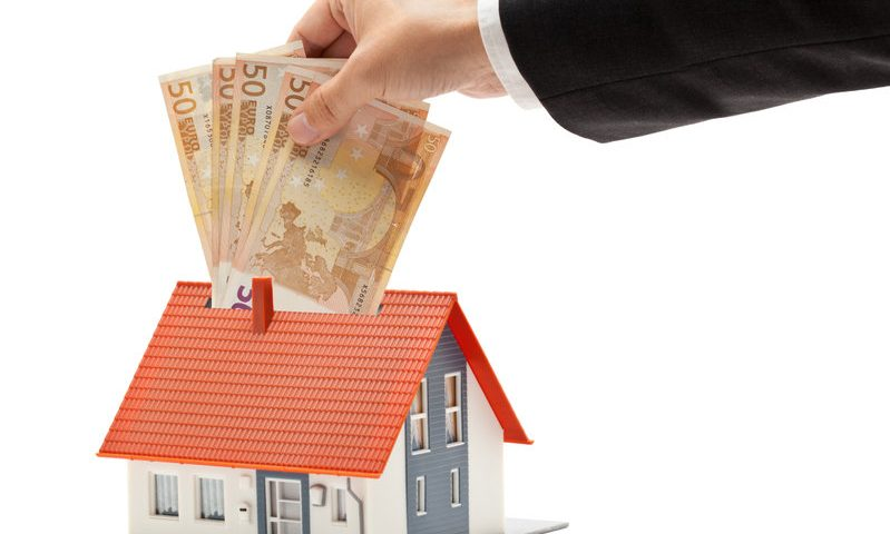 Geld vermehren durch Immobilienfonds